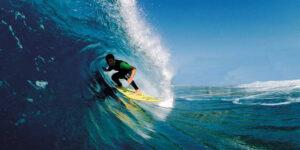 Australia Bondi beach surf