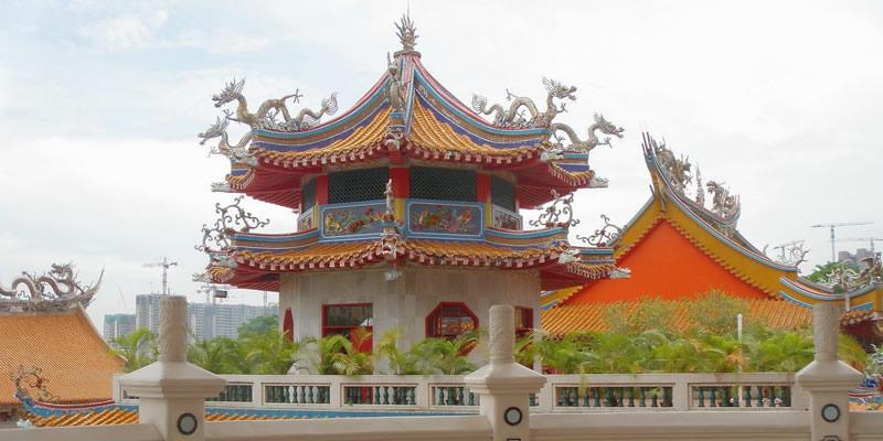 Singapore Luoghi di culto