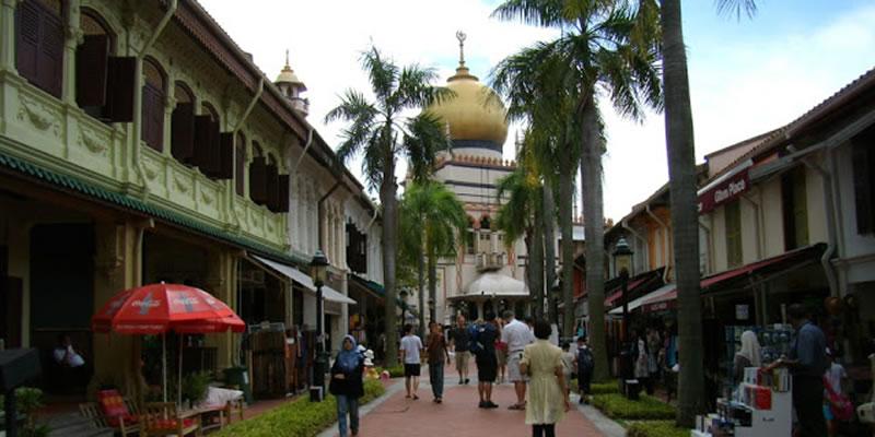 Singapore Quartiere Arabo
