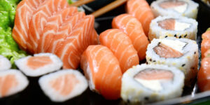 Giappone Sushi Sashimi