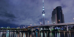 Giappone Sky Tree Tower
