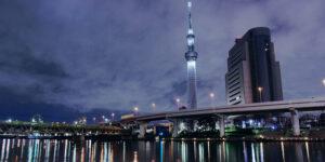 Giappone Sky Tree Tower