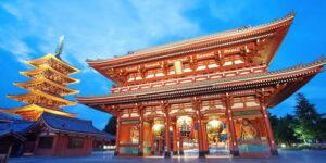 Giappone Sensoji Temple