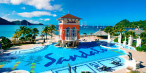 Sandals Resort - Antigua